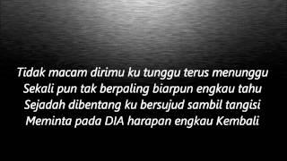 B-Heart - Duka Dalam Suka (Official Music Lyrics Video)