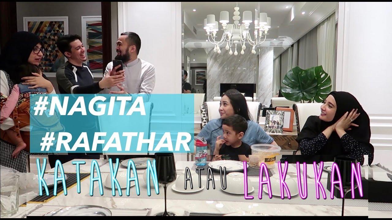 KANKAN challenge GIGI & RAFATHAR