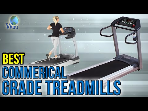 6 Best Commerical Grade Treadmills 2017