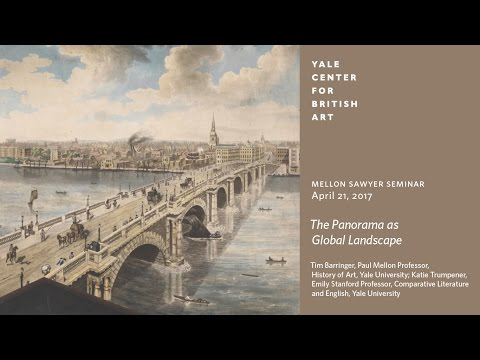 "Mellon Sawyer Seminar | ""The Panorama as Global Landscape"""