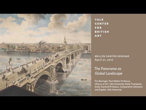 "Mellon Sawyer Seminar | ""The Panorama as Global Landscape"""