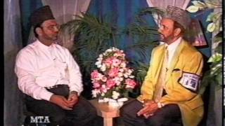 Interviews at Jalsa Salana UK 1999 (Part 4)