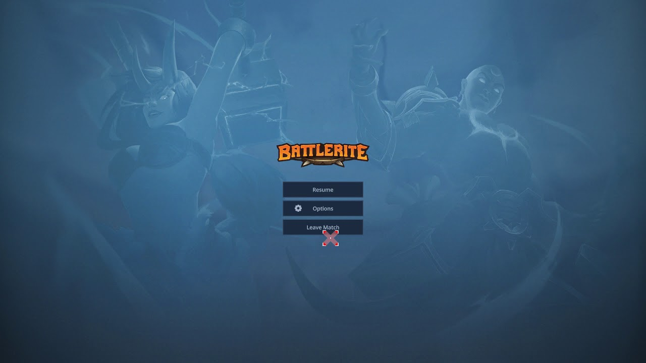 Battlerite Controller