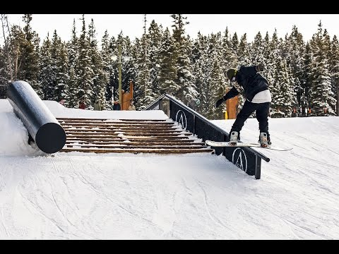 Grilosodes: Tricking Colorado Terrain Parks | S4E4