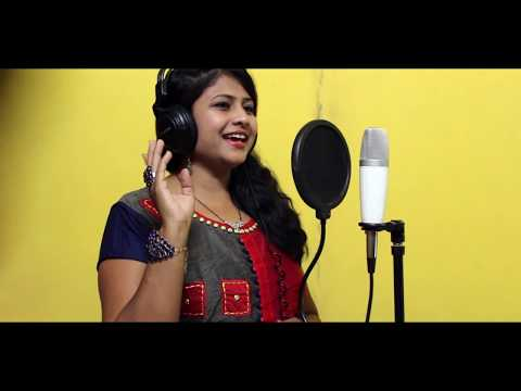 adhir man zale cover song by vaishali patil