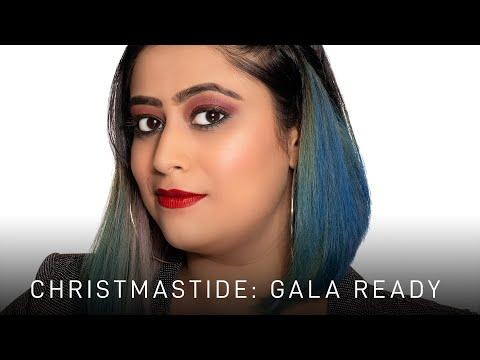 Christmastide: Gala Ready   RJ Sangeeta   MyGlamm