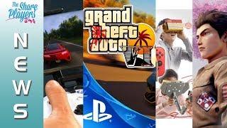 News : Xcloud, GTA 6 en exclu sur PS5, Jade Raymond chez Google, Nintendo VR, Shenmue 3....