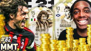 11 MILLION COINS SPLASHED! BIG MALDINI JOINS THE TEAM!🤑💲💲 S2 - MMT#82
