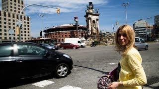 БАРСЕЛОНА город. Barcelona city 2014(Барселона город глазами туристов! Невероятная архитектура Гауди, Готический квартал с его старинными улоч..., 2014-04-16T13:36:05.000Z)