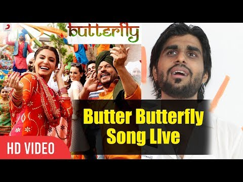 Aman Trikha Singing Live Butter Butterfly Song From Jab Harry Met Sejal
