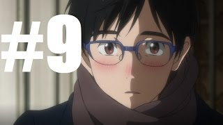 ✮Yuri on ice CRACK #9 [+ eng sub]✮