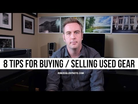 8 Tips for Buying / Selling Photo Gear Online Mp3