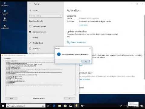 Tool Active Windows 10 Online - digital license key