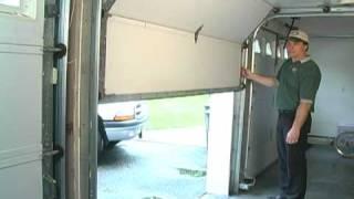 Garage Door Balance Test