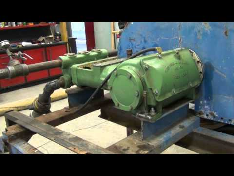 Gaso 3364 Triplex Plunger Pump - Customer Test