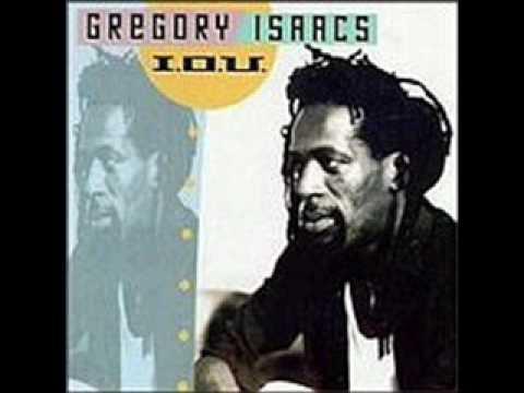 "Gregory Isaacs - ""Hard Road To Travel"" (1989 album ""I.O.U"")"