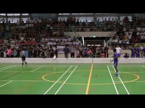 A division Floorball Finals 2014: RJC vs ACJC (Period 3)