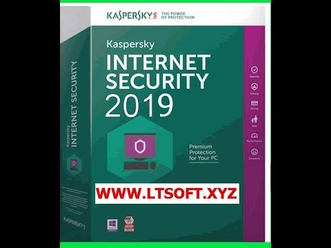 Kaspersky internet security 2019 with Genuine key/activation code(Latest)