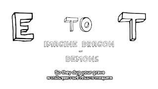 Repeat youtube video Imagine Dragon - Demons - Lyrics [แปลไทย]