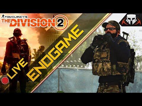 🔴 LIVE – THE DIVISION 2 – CHEGAMOS NO ATUAL ENDGAME (Gameplay PT-BR)