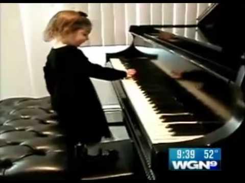 Girl Mozart Prodigy