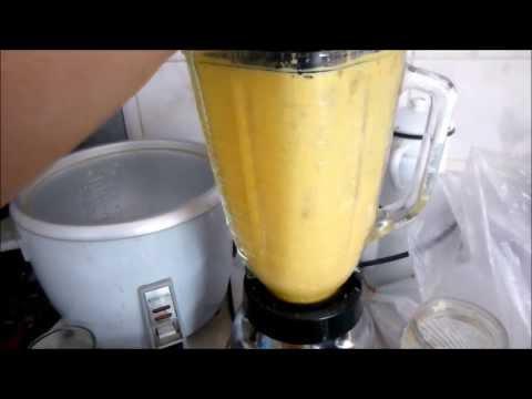 AJI HUANCAINA -- Salsa Peruana amarilla