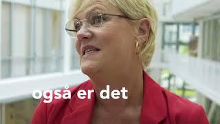 Kristin Halvorsen for #HunSpanderer