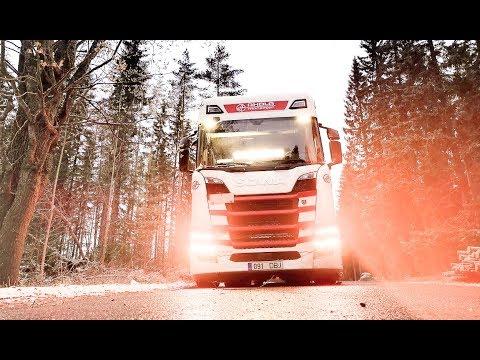Scania R500 2019 Рассматриваем уют салона подробнее!