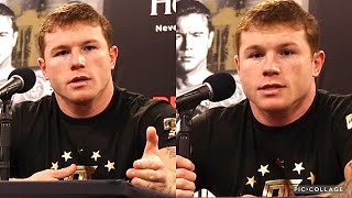 CANELO VS AVNI YILDRIM FULL POST FIGHT PRESS CONFERENCE - EDDIE HEARN & CANELO ANNOUNCE BJ SAUNDERS!