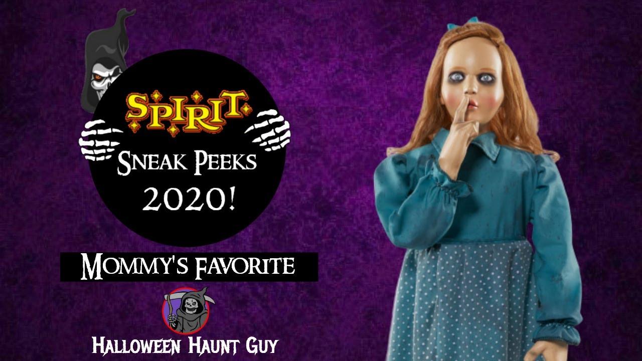 Mommy's Favorite | Spirit Halloween 2020 Sneak Peeks