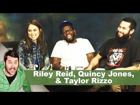 Riley Reid, Quincy Jones, & Taylor Rizzo | Getting Doug with High