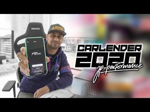 JP Performance - Der neue Carlender 2020!
