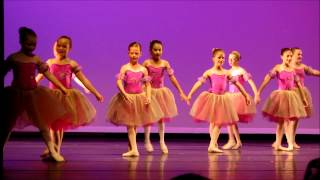 Jewelia's 2013 Ballet Dance Recital