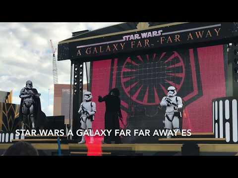 Atracciones de Star Wars en Disney's Hollywood Studios