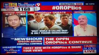 dr sudhanshu trivedi exposes rahul gandhi and congress s real face over the years on orop timesnow