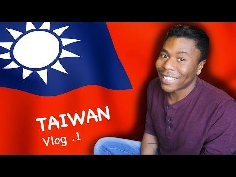 Taïwan, Taipei -  VLOG 1