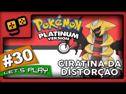 Let's Play: Pokémon Platinum - Parte 30 - Giratina da Distorção