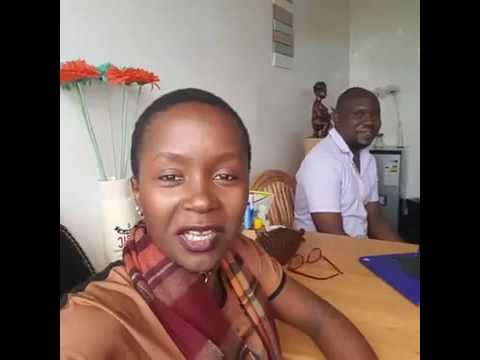 Kansiime Anne 1st day at Work! 2017.
