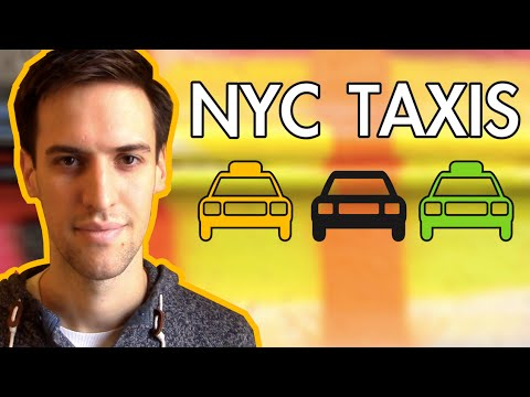 NYC Taxis Explained