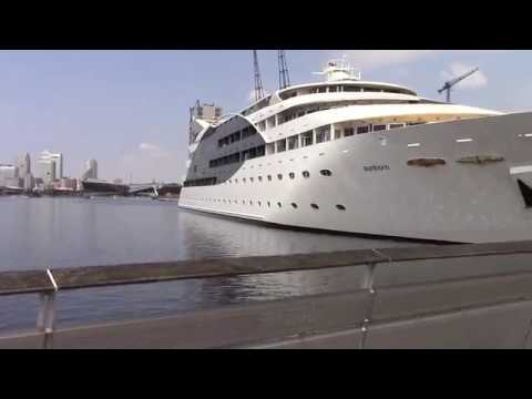 Sunborn London Yacht Hotel - Riverview