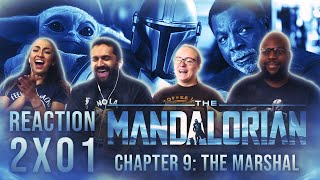The Mandalorian - 2x1 Chapter 9 - Group Reaction