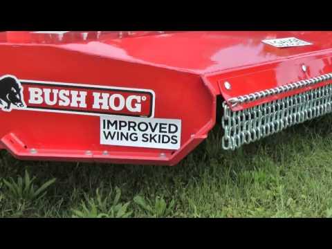 Bush Hog 2815 Flex Wing Rotary Cutter
