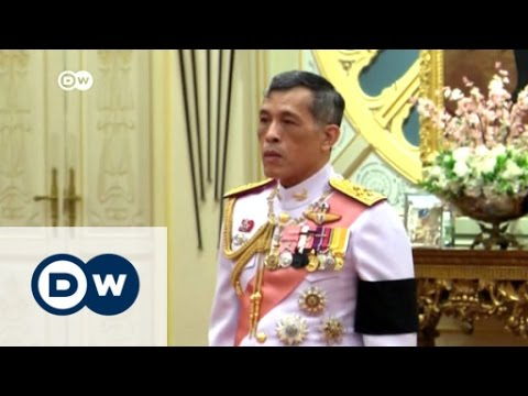 Vajiralongkorn becomes Thailand's new king | DW News