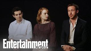 La La Land: Emma Stone, Ryan Gosling & Damien Chazelle On Balancing The Roles   Entertainment Weekly