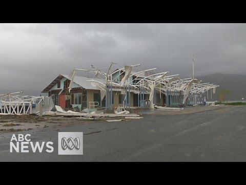 Paradise Lost: Airlie Beach and Whitsundays battered by Cyclone Debbie