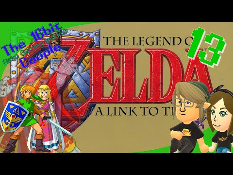 Legend of Zelda - A Link to the Past, Mission 13: Magic Bird & The Skeleton Woods