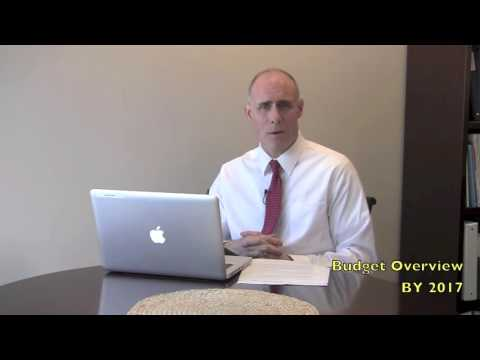 FY 17 Preliminary Budget Overview with Dr. Glenn Brand