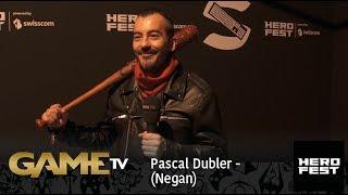 Game TV Schweiz - Pascal Dubler   LEOPAN_ART   Cosplayer   HeroFest