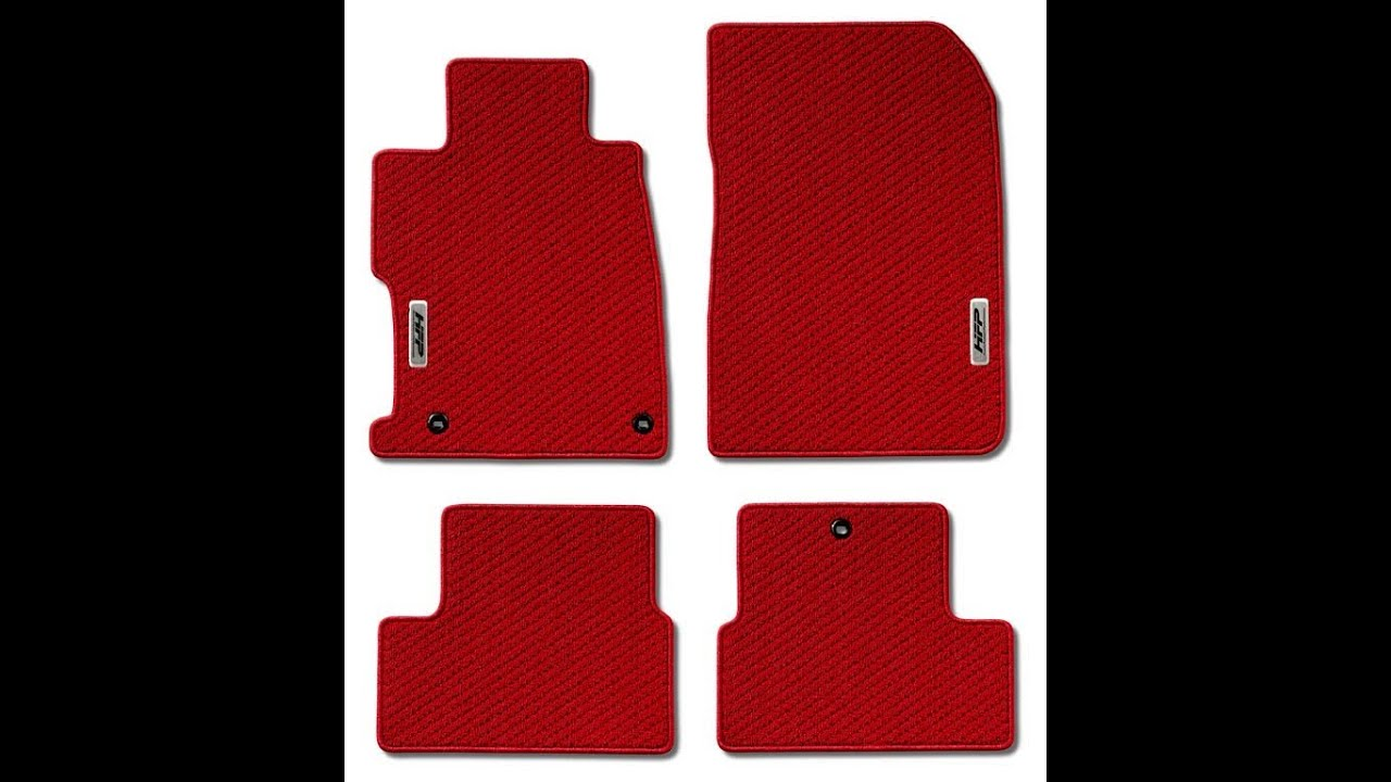 170 Honda Civic Hfp Floor Mats And Suspension Kit