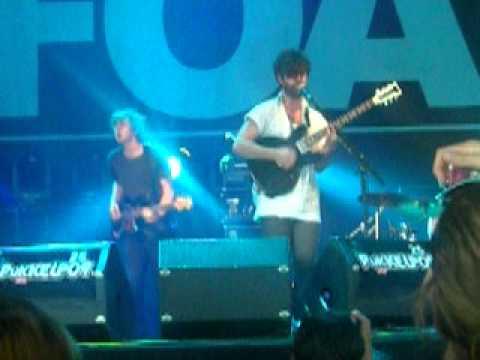 Foals - 'Total Life Forever' live @Pukkelpop 2010